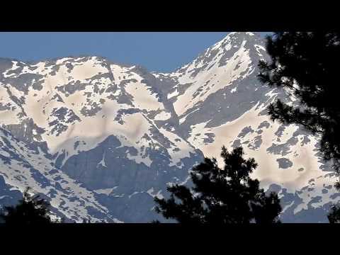 Srinagar To  Pahalgam by Road Kashmir Tourism | Nikon P900