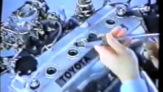 Повна інструкція по ремонту двигуна тойота 4AFE