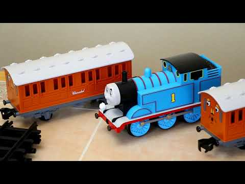 $70 Lionel Thomas & Friends Ready To Play Train Set Unboxing