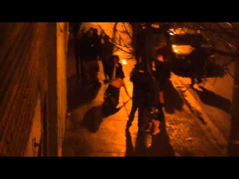Night in Oshawa .1    B**ch Fight