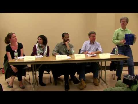 NYACT Panel Discussion On Militarization, Domestic Spying, And The Boycott Of Israel   Oct 23, 2013