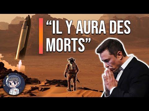 Comment SURVIVRE sur MARS une année ? - Le Saviez-Vous #11 - Le Journal de l'Espace