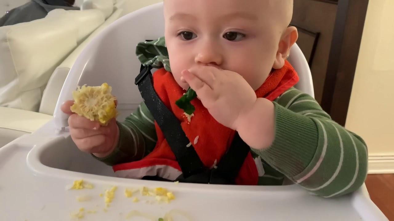 Vlog24 : lệnh giới nghiêm nên ở nhà nấu ăn và tự cắt tóc cho Bắp con 😍