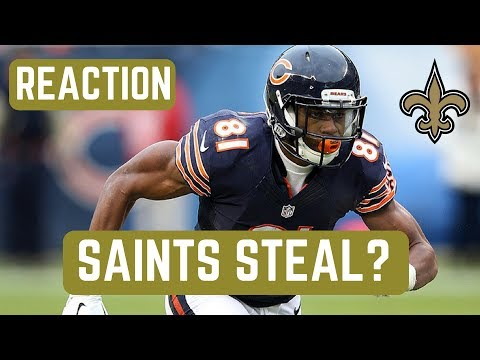New Orleans Saints Sign Cameron Meredith Reaction and Analysis