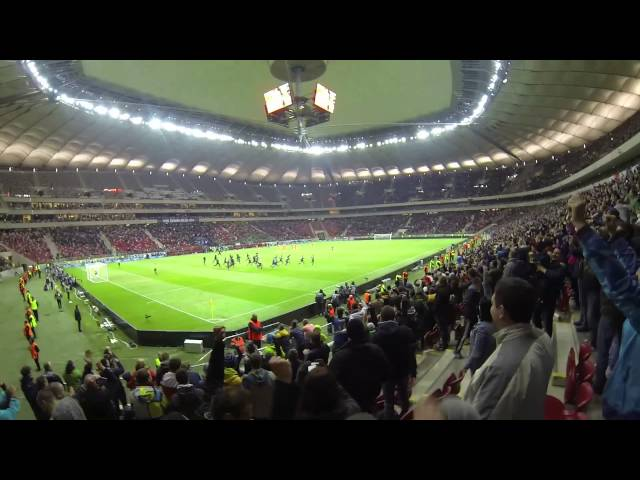 Decyduj?ce rzuty karne w Finale Pucharu Polski 2014