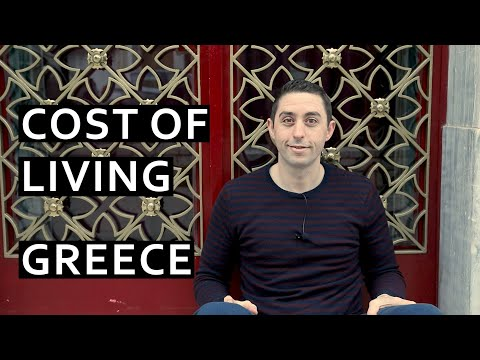 Cost Of Living Athens, Greece: How Much Does It Cost Each Month?