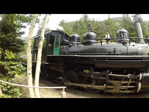 Trains & Railroads: Historic Georgetown, CO Loop Narrow Gauge