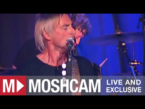 Paul Weller - Shout To The Top (The Style Council) | Live in Sydney | Moshcam