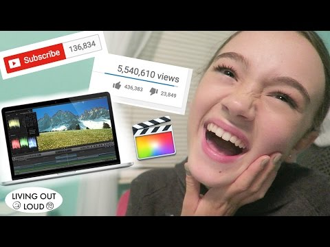 What It's Like Editing a Main Channel Video - the Good, Bad & Ugly | BTS Behind The Scenes Fion