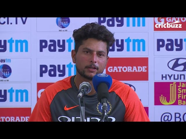 My focus is entirely on playing more and more Test cricket in the long-run - Kuldeep Yadav