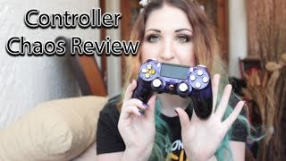 Controller Chaos Review - All the mods!! PS4 Custom Controller