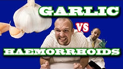 Hemorrhoids cure - my story how I got rid of hemorrhoids naturally with Garlic