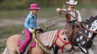 Mustang Mountain Ranch - Part 8 | Schleich Horse Series|
