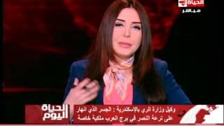 فيديو..الري: الجسر المنهار على ترعة النصر في برج العرب «ملكية خاصة»