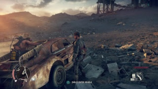 (Mad Max) Trophy Hunting only 5 more counting platinum omg sooo annoying boring ass gameplay enjoy