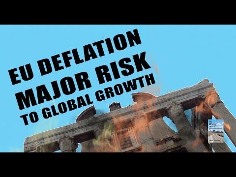 EU Scheme to Prevent Deflation Will Cause Global MELTDOWN!