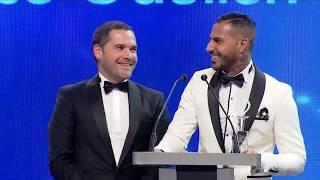 Altınyıldız Classics Özel Ödülü: Ricardo Quaresma - Gillette Milliyet Yılın Sporcusu Ödülleri