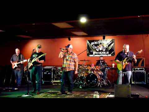 Southern Trouble-Good Directions (cover)-HD-Cardinal Bands & Billiards-Wilmington, NC-3/28/14