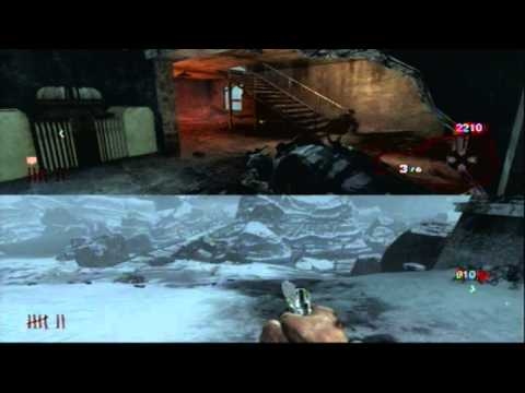 Solo Splitscreen Ensemble Cast / Stand In Trophies Zombies Black Ops 1