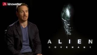 Baixar Interview Michael Fassbender ALIEN: COVENANT