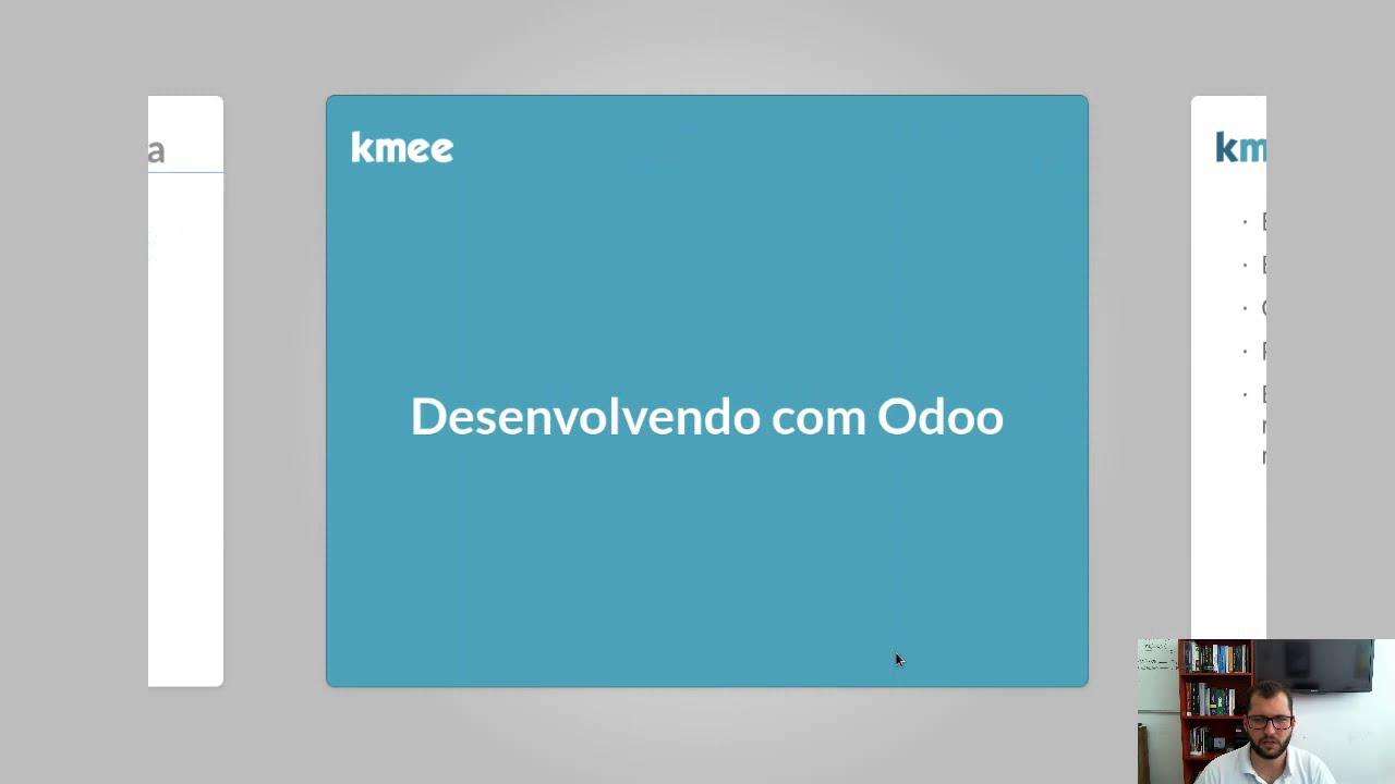 Image from Live Coding: Entregando mais e mais rápido com ERP de código aberto Odoo