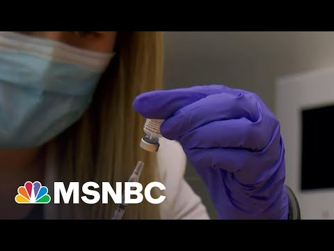 Dr. Vin Gupta Stresses The Importance Of Vaccine Verification In Opening Businesses   MSNBC