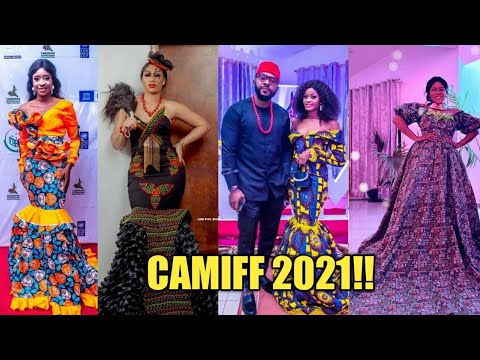 CAMIFF 2021 RED CARPET HITS AND MISSES Part 1????. Cameroon International Film Festival