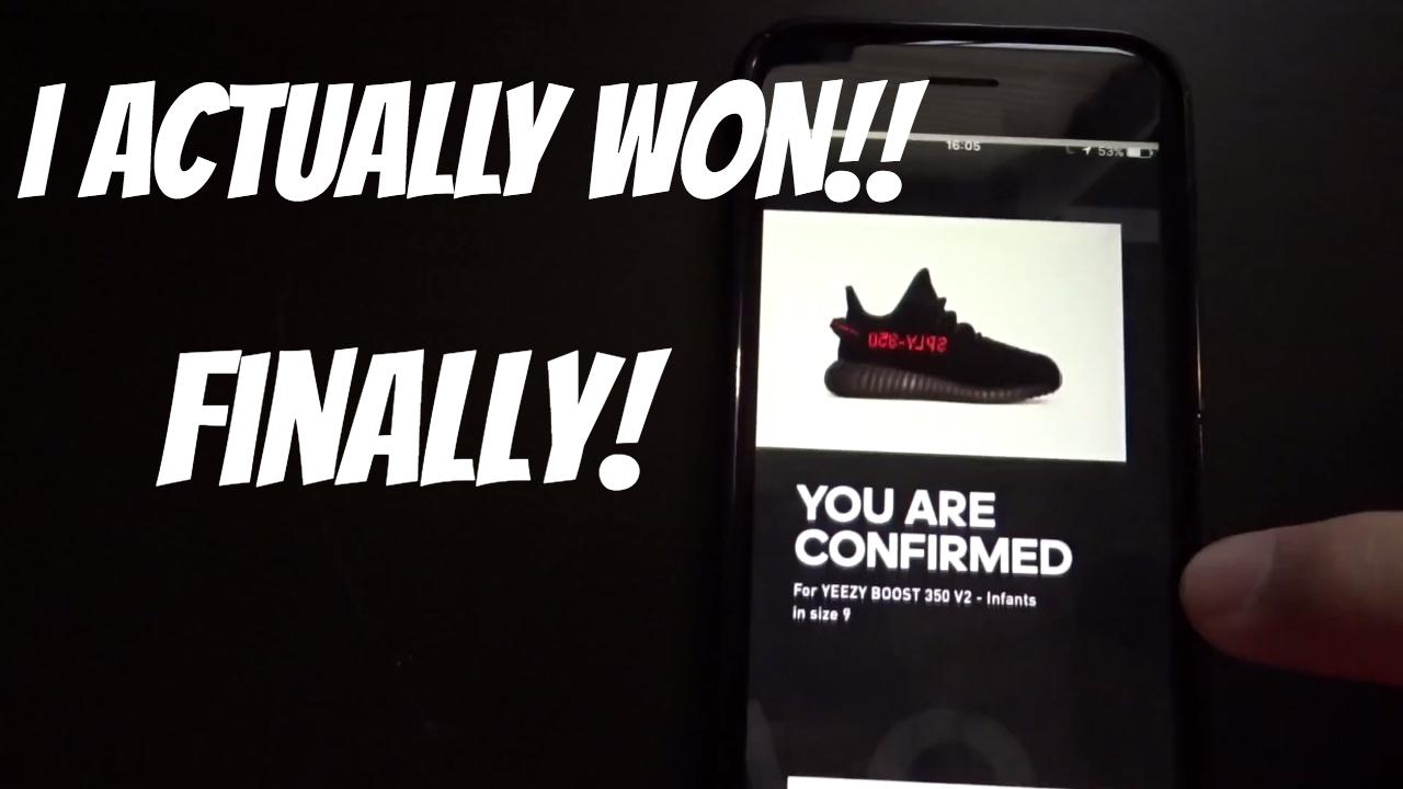 winnen Youtube app bevestigde Adidas van methode beste de Yeezys awHdOqa