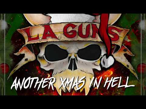 """L.A. Guns - """"There Ain't No Sanity Clause"""" [The Damned cover] (Official Audio)"""