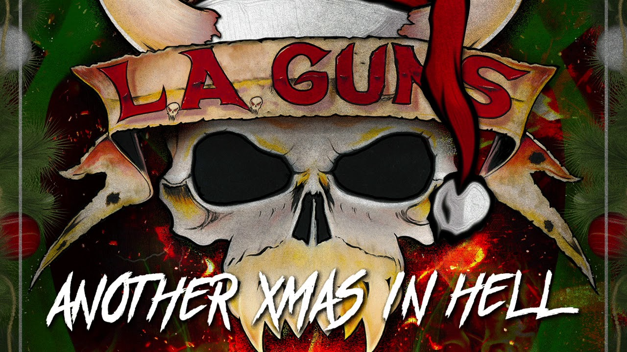 """L.A. Guns — """"There Ain't No Sanity Clause"""" [The Damned cover] (Official Audio)"""
