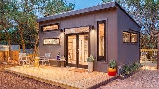 Amazing The Sundown - A Designer's Gorgeous Tiny Home | Living Design For A Tiny House