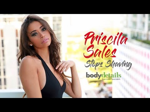 Stop Shaving with Laser Hair Removal | Priscila Sales | Body Details