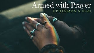 Armed with Prayer, session 3