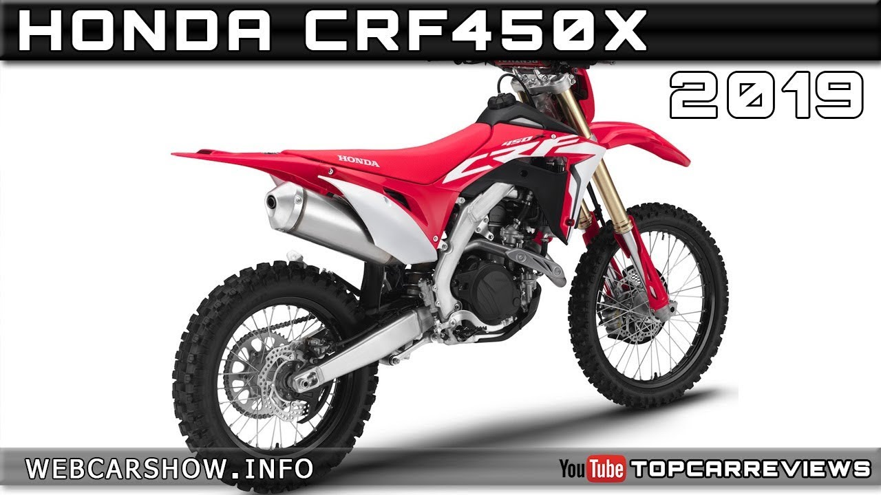 2019 honda crf450x review rendered price specs release date youtube rh youtube com