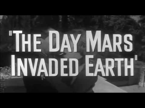 The Day Mars Invaded Earth 1963  from picturepalacemovieposters com