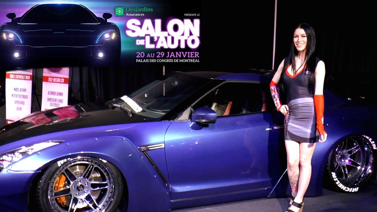 Salon de l 39 auto de montr al 2017 vlog youtube - Salon de l auto de montreal ...