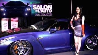 Salon de l'auto de Montréal 2017 - Vlog