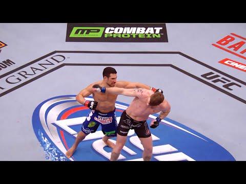 Лучшие финиши участников UFC Окленд