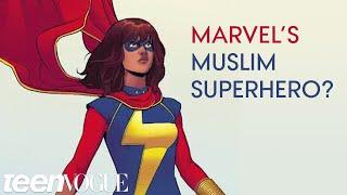 Is Marvel Giving Us A Muslim Superhero? | Side Take | Teen Vogue