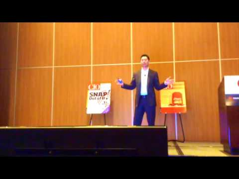 Secrets of building great companies —Jed Yueh, Founder and CEO of Delphix.
