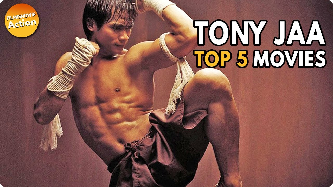 Download TONY JAA TOP 5 Movies | Trailer Compilation