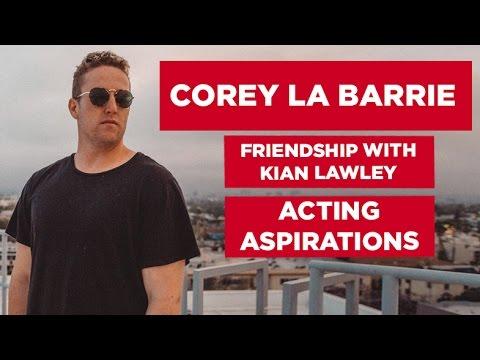 Corey La Barrie Interview: Friendship With Kian Lawley