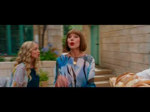 Mamma Mia! Here We Go Again Clip || Sophie Sings 'Angel Eyes' With Rosie And Tanya || SocialNews.XYZ