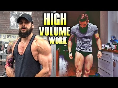 WORLD TOUR ANNOUNCEMENT | High Volume CHEST - QUADS - CALVES | Raw Boxing Workout