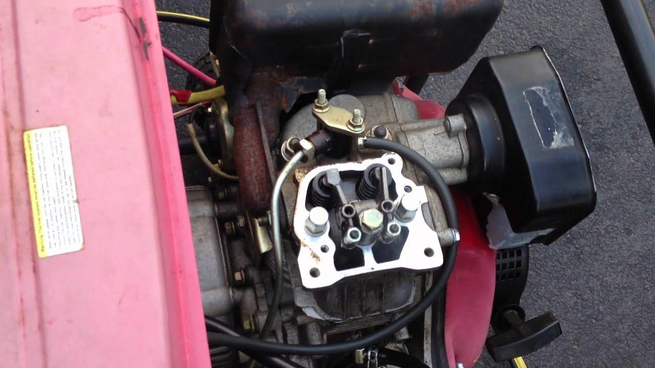 178F Diesel Engine Blowby MOV