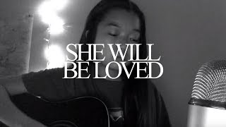 Maroon 5 - She Will Be Loved (cover) Video
