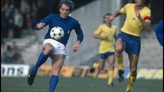 15 ottobre 1977 - Il poker di Roberto Bettega contro la Finlandia - Almanacchi Azzurri
