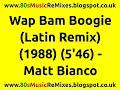 Miniature de la vidéo de la chanson Wap Bam Boogie (Latin Remix)