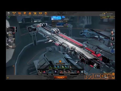 Star Conflict - Destroyer Build (Archon)