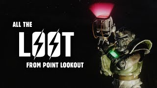Point Lookout Part 12: All the Loot! - Fallout 3 Lore